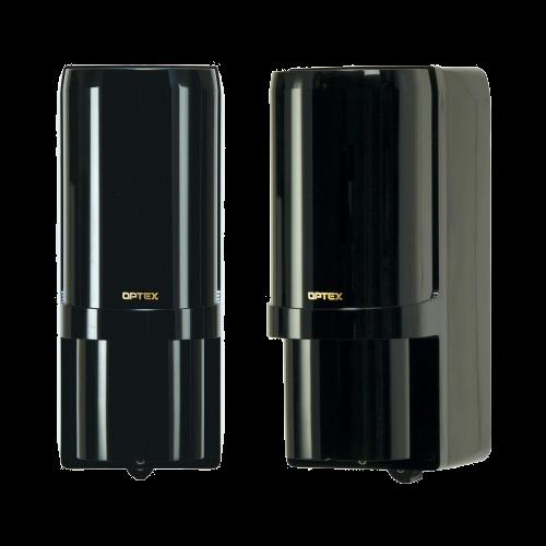 Bariera IR de interior/exterior 30m, dual beam, 4 canale, baterii - OPTEX AX-100TFR [0]