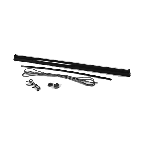 Bariera protectie volumetrica cu infrarosu, single beam, 900 mm - DITEC REM90 [0]