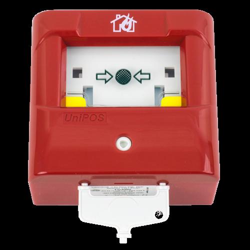 Buton incendiu adresabil - UNIPOS FD7150N [2]