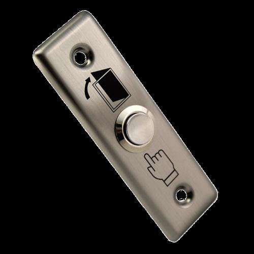 Buton de iesire incastrabil din inox CSB-28 [0]