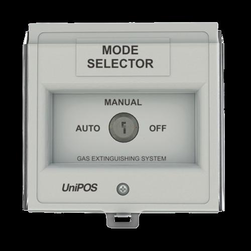 Buton de selectie cu cheie - UNIPOS FD5302 [0]