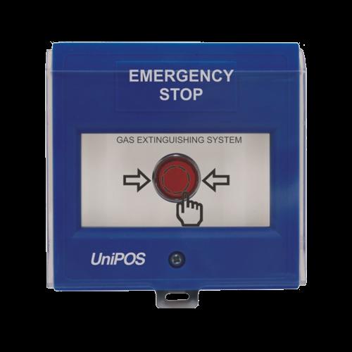 Buton manual  oprire de urgenta - UNIPOS FD3050B [0]