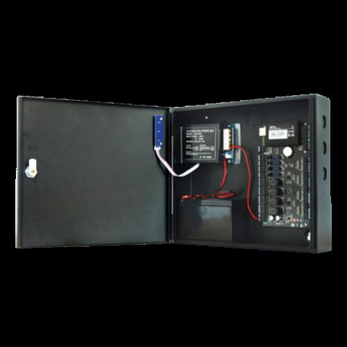 Cabinet echipat pentru centralele de control acces - ZKTeco CAB-C3-5B [0]