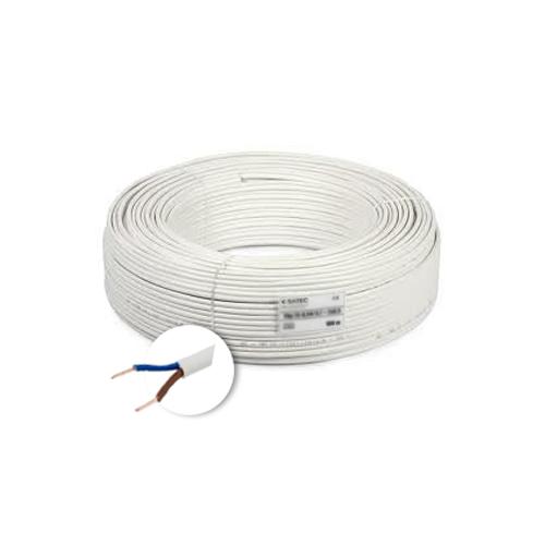 Cablu alimentare 2X0.75, 100m MYYUP-2X0.75 [0]