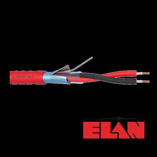 Cablu de incendiu E120 - 1x2x0.8mm, 100m ELN120-1x2x08 [1]