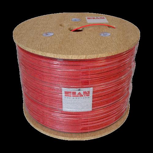 Cablu de incendiu E120 - 1x2x0.8mm, 500m ELN120-1x2x08-T [0]