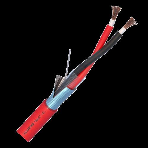 Cablu de incendiu E120 - 1x2x1.0mm, 100m - ELAN ELN120-1x2x1.0 [0]