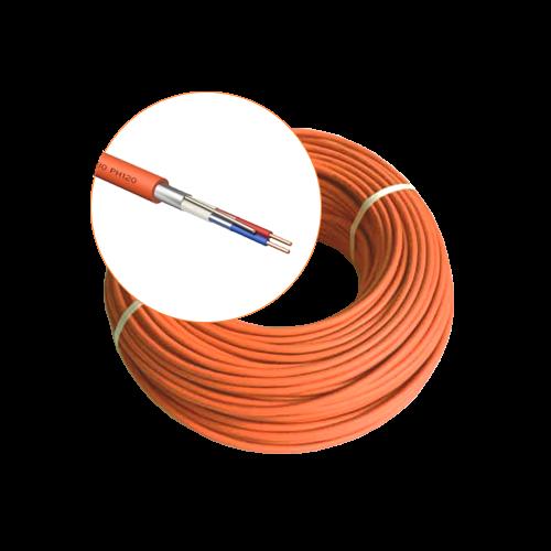 Cablu incendiu JE-H(St)H FE 180 E30/E90, 1x2x08 ecranat, 100m - EuroClass MEK90-1x2x08 [0]