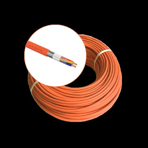 Cablu incendiu JE-H(St)H FE 180 E30/E90, 1x2x08 ecranat, 100m - EuroClass MEK90-2x2x08 (MEK90-2x2x08) [0]
