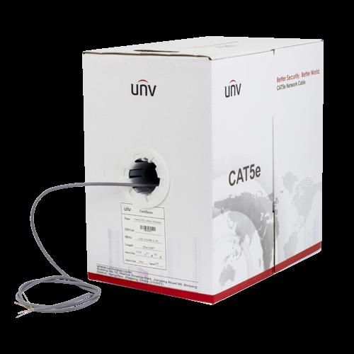 Cablu UTP cat.5e, OFC, 0.50 mm cupru - UNV CAB-LC2100B-IN [0]