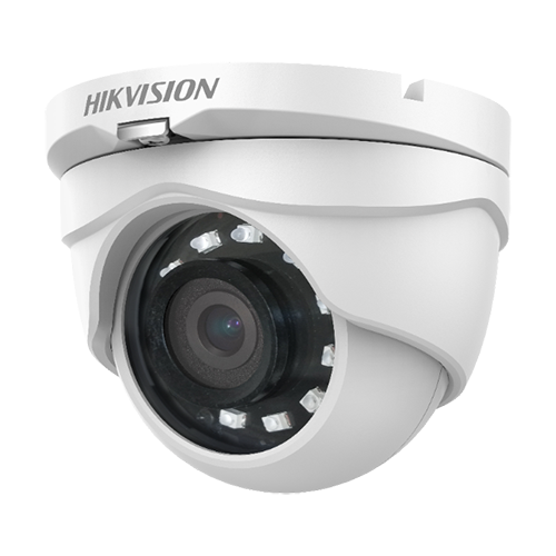 Camera Analog HD 2MP, lentila 2.8mm, IR 25m - HIKVISION DS-2CE56D0T-IRMF-2.8mm [0]