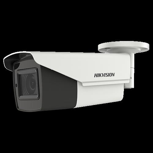 Camera Analog HD 4K-8MP, lentila motorizata 2.7~13.5mm, IR 80m - HIKVISION DS-2CE19U1T-IT3ZF [0]