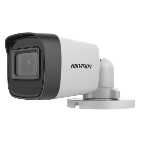 Camera AnalogHD 4 in 1, 5MP, lentila 2.8mm, IR 25m - HIKVISION DS-2CE16H0T-ITPF-2.8mm [0]