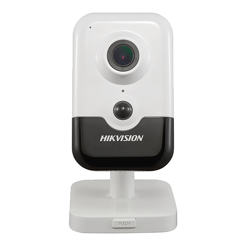 Camera Cube IP 6.0MP, lentila 2.8mm, AUDIO, WI-FI, PIR, SD-card - HIKVISION DS-2CD2463G0-IW-2.8mm [0]
