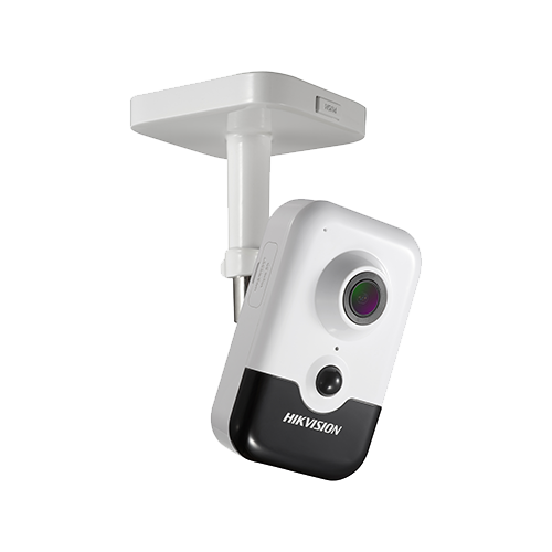 Camera Cube IP 6.0MP, lentila 2.8mm, AUDIO, WI-FI, PIR, SD-card - HIKVISION DS-2CD2463G0-IW-2.8mm [2]
