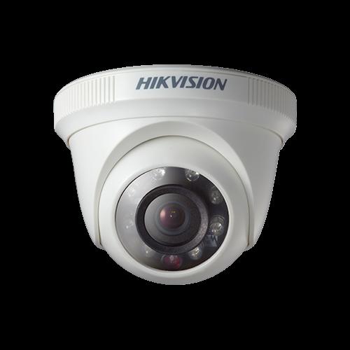 Camera Hibrid 4 in 1, 1.0MP, lentila 2.8mm, IR 20M - HIKVISION DS-2CE56C0T-IRPF-2.8mm [0]
