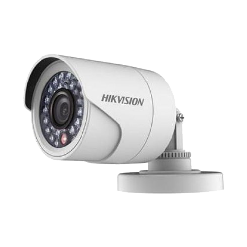 Camera Hibrid 4 in 1, 2MP, lentila 2.8mm, IR 20M - HIKVISION DS-2CE16D0T-IRPF-2.8mm [0]