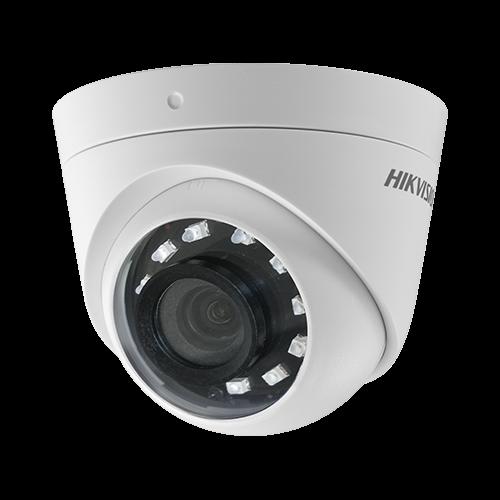 Camera Hibrid 4 in 1, videobalun integrat, 2MP, lentila 2.8mm, IR 20M - HIKVISION DS-2CE56D0T-I2FB-2.8mm [0]