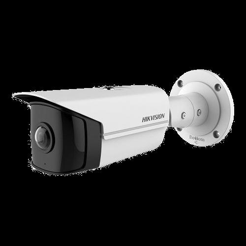 Camera IP 4.0 MP, lentila SuperWide 1.68mm, IR 20M - HIKVISION DS-2CD2T45G0P-I-1.68mm [0]