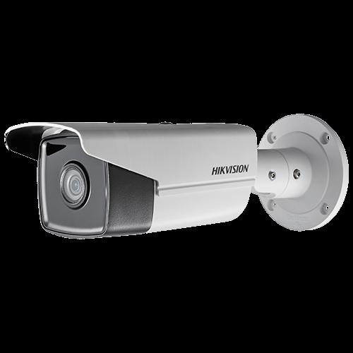 Camera IP 4.0MP, lentila 4mm, IR 80m, SD-card - HIKVISION DS-2CD2T45FWD-I8-4mm [0]
