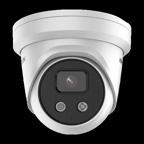 Camera IP 4K AcuSense 8MP turret, lentila 2.8mm, IR 30m - HIKVISION DS-2CD2386G2-I-2.8mm [1]