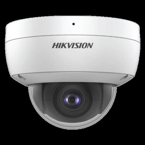 Camera IP 8.0 MP, lentila 2.8mm, IR 30m, IK10, Audio  - HIKVISION DS-2CD2183G0-IU-2.8mm [0]