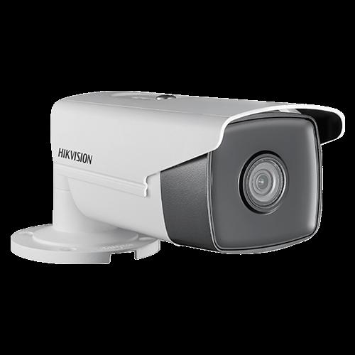 Camera IP 8.0MP, lentila 2.8mm, IR 50m, SD-card - HIKVISION DS-2CD2T85FWD-I5-2.8mm [1]