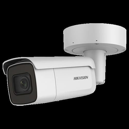 Camera IP AcuSense 4.0 MP,  lentila motorizata 2.8-12mm, SD-card, IR 60m, IK10 - HIKVISION DS-2CD2646G2-IZS(2.8-12mm) [0]