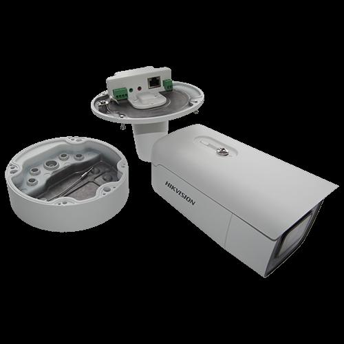 Camera IP AcuSense 4.0 MP,  lentila motorizata 2.8-12mm, SD-card, IR 60m, IK10 - HIKVISION DS-2CD2646G2-IZS(2.8-12mm) [1]