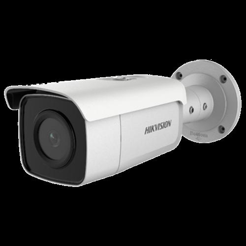 Camera IP AcuSense 4MP, lentila 2.8mm, IR 50m, SD-card - HIKVISION DS-2CD2T46G1-2I-2.8mm [0]