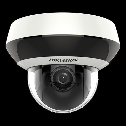 Camera IP Mini PTZ 4.0 MP, zoom optic 4X, IR 20M, IK10 - HIKVISION DS-2DE2A404IW-DE3 [1]