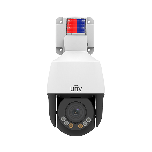 Camera IP mini-PTZ seria LightHunter 2 MP, zoom optic 4X, Audio, Alarma, IR 50M - UNV IPC672LR-AX4DUPKC [0]