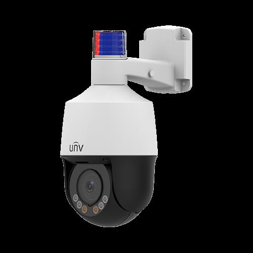 Camera IP mini-PTZ seria LightHunter 2 MP, zoom optic 4X, Audio, Alarma, IR 50M - UNV IPC672LR-AX4DUPKC [2]