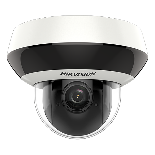 Camera IP WI-FI Mini PTZ, 4.0 MP, zoom optic 4X, IR 20M, IK10 - HIKVISION DS-2DE2A404IW-DE3-W [1]