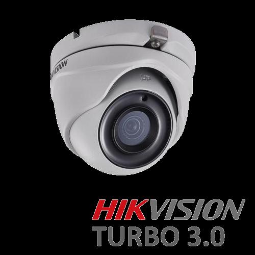 Camera Turbo HD 3MP, lentila 2.8mm - HIKVISION DS-2CE56F7T-ITM [0]
