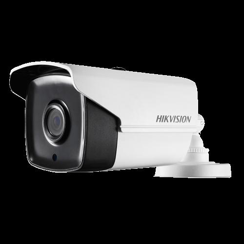 Camera TurboHD, 2MP, PoC, lentila 2.8mm, IR 40M - HIKVISION DS-2CE16D0T-IT3E-2.8mm [0]