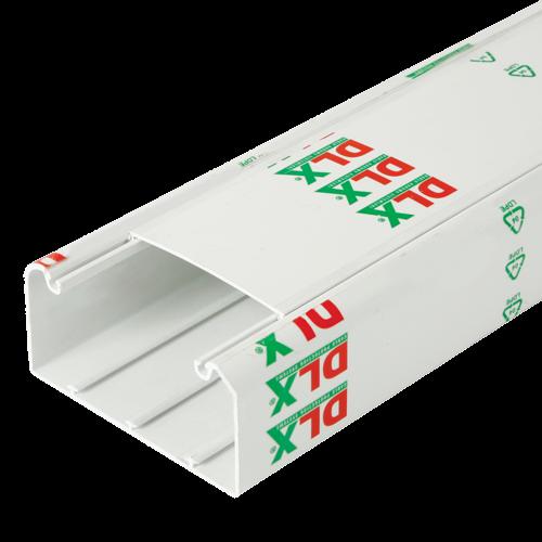 Canal cablu 102x50 mm cu capac, 2m - DLX DLX-102-50 [1]