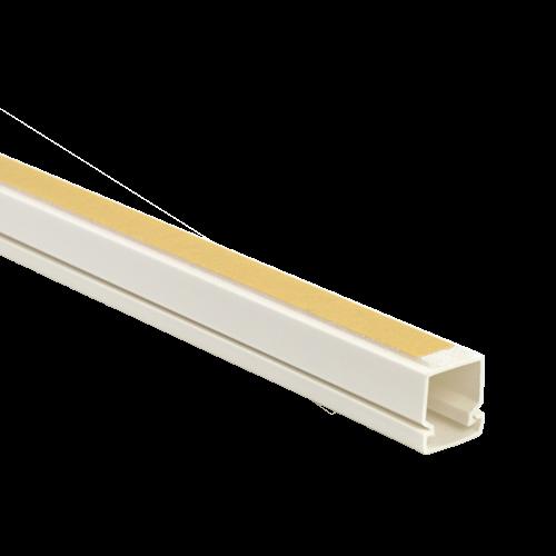 Canal cablu 16x16 mm cu adeziv, 2m - DLX PVCA-166-16 [0]