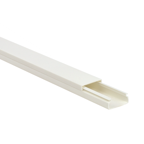 Canal cablu 20x10 mm, 2m - DLX PVC-205-10 [0]
