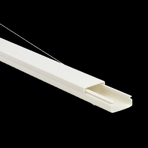 Canal cablu 20x10 mm cu adeziv, 2m - DLX PVCA-206-10 [1]