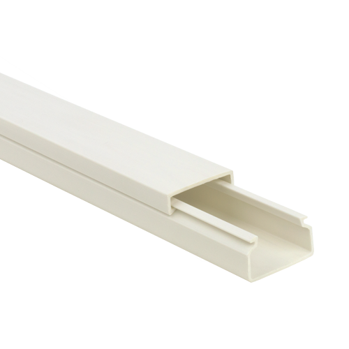 Canal cablu 25x16 mm, 2m - DLX PVC-255-16 [0]