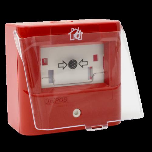 Capac protectie pentru buton manual de incendiu - UNIPOS COVER-N [1]