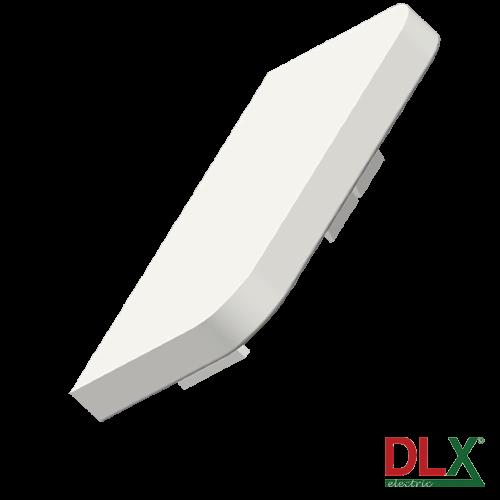 Capac terminal pentru canal cablu 102x50 mm - DLX DLX-102-05 [0]