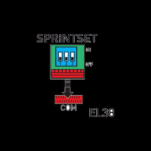 Card programare rapida automatizare SPRINT - DITEC SPRINTSET [0]