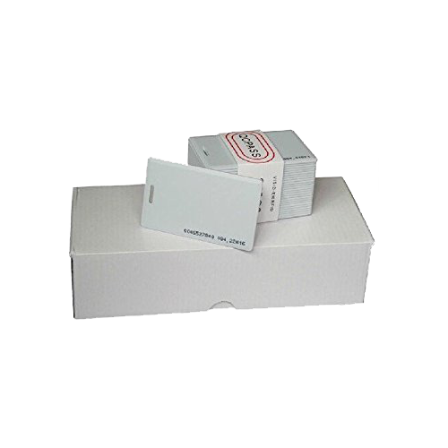 Cartela de acces cu cip EM4100 125KHz CSC-EM125-18+C [1]