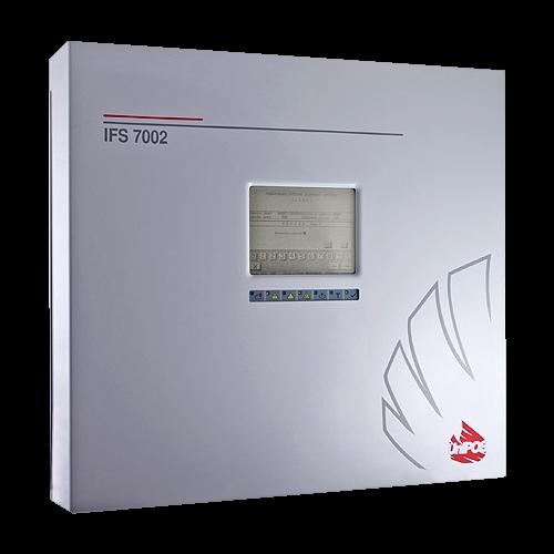 Centrala incendiu adresabila 2 bucle - UNIPOS IFS7002-2 [0]