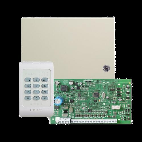 Centrala de alarma la efractie DSC SERIA POWER - DSC  PC1404 [0]