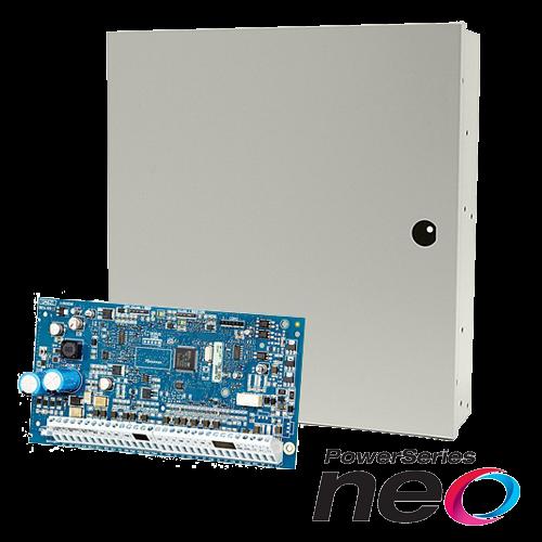 Centrala de alarma la efractie SERIA NEO - DSC NEO-HS2064 [0]