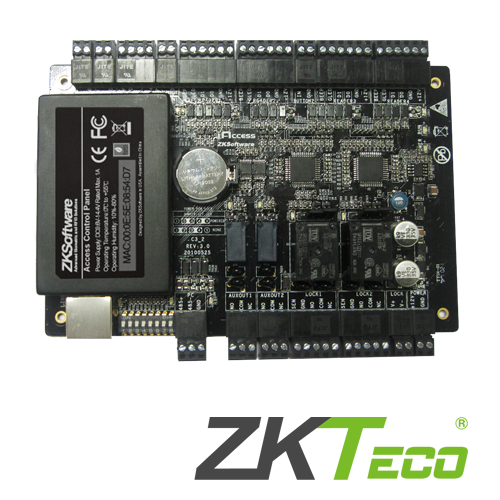 Centrala de control acces pentru 2 usi bidirectionale -ZKTeco C3-200 [0]