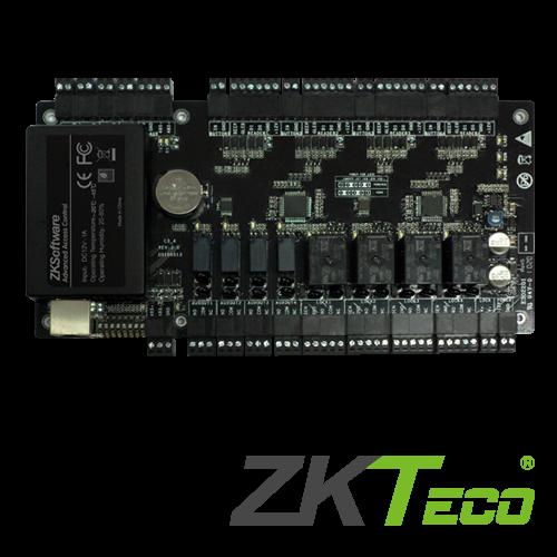 Centrala de control acces pentru 4 usi unidirectionale -ZKTeco C3-400 [0]